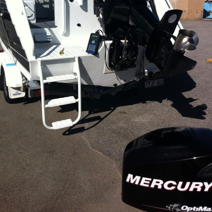 Mercury Optimax Diagnosis