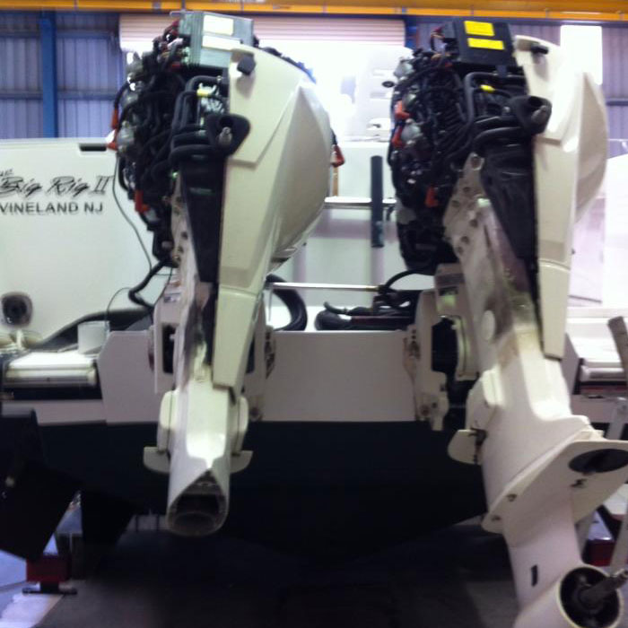 Twin Engine Service
